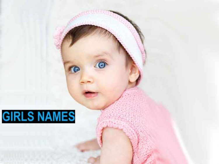 KIDS NAMES GIRLS