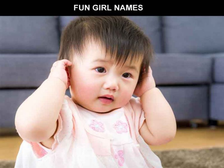 NAMES FOR GIRLS