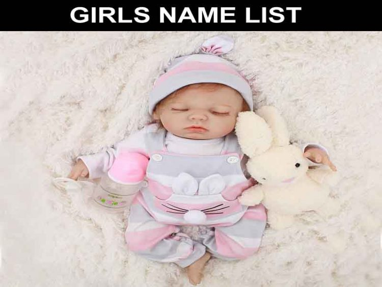 GIRLS NAME LIST