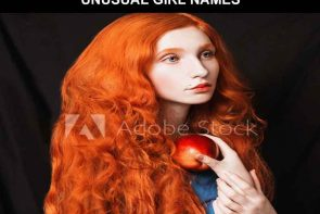 UNUSUAL GIRL NAMES