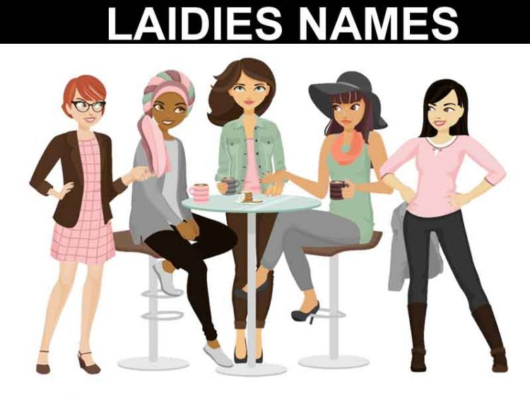 ladies names