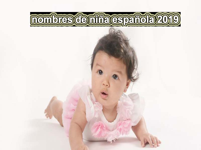 spanish baby girl names